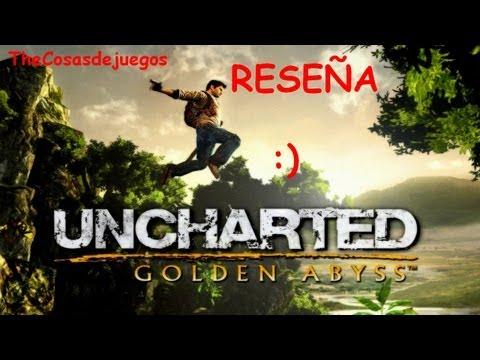 Review y Gameplay de Uncharted Golden Abyss (PS VITA Español)