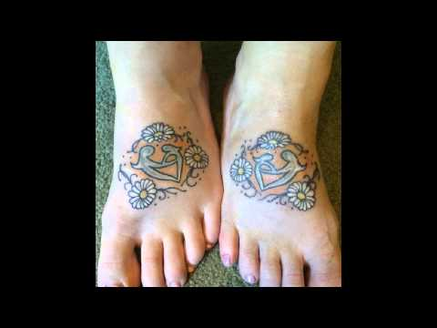 30 Sweet Mother Daughter Tattoos