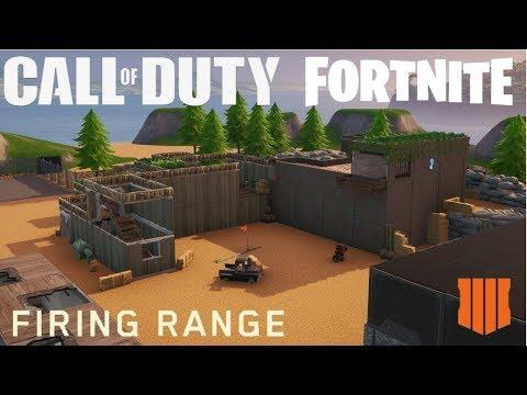 Fortnite Firing Range Montage