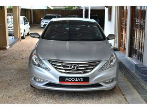 2010 HYUNDAI SONATA 2.4 GLS EXECUTIVE A/T Auto For Sale On Auto Trader  South Africa