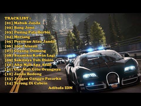 Nonstop DJ Dangdut Breakbeat Remix Terbaru 2018