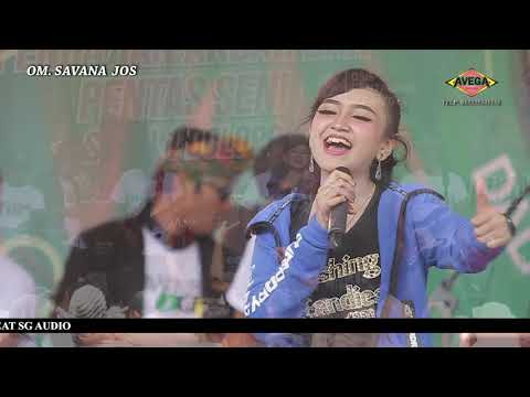 A.S.B.S.K - JIHAN AUDY - OM SAVANA JOS LIVE SMAN 1 DOLOPO MADIUN 2018