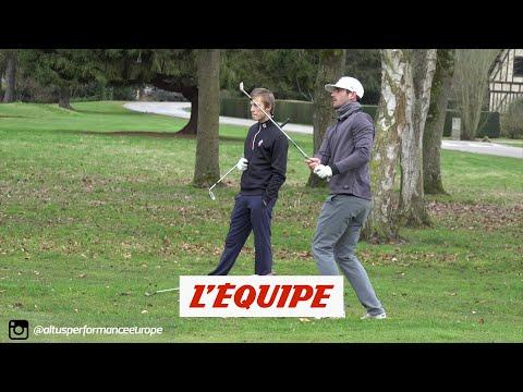 Chipping, le bon contact - Golf - Altus
