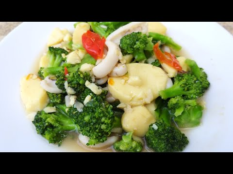 resep-menu-sehari-hari-tumis-brokoli-tahu-telur