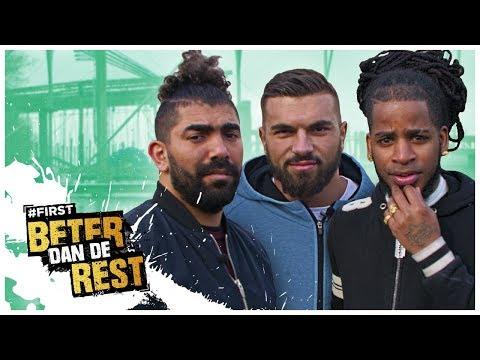SJAAK vs KEIZER: SURVIVALLEN IN BETER DAN DE REST #FIRST