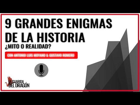 9-grandes-enigmas-de-la-historia,-¿mito-o-realidad?---lgdd-#eldragón
