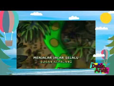 Lagu Anak Anak - Main Ular Ularan Kartun HD