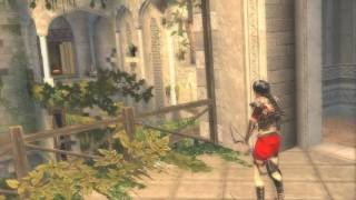 Prince Of Persia T2T Walkthrough Part 19 - The Temple Rooftops