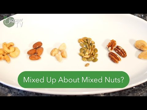 Mixed Up About Mixed Nuts?