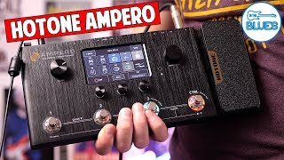 Hotone Ampero Amp Modeler/Effects Processor Review