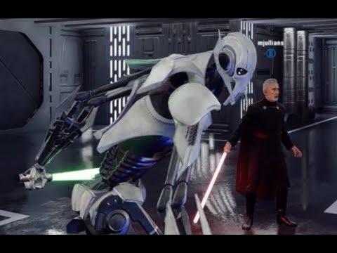 Star Wars Battlefront 2 Heroes Vs Villains 657 General Grievous MVP thumbnail