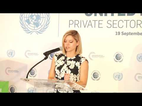 2016 United Nations Private Sector Forum