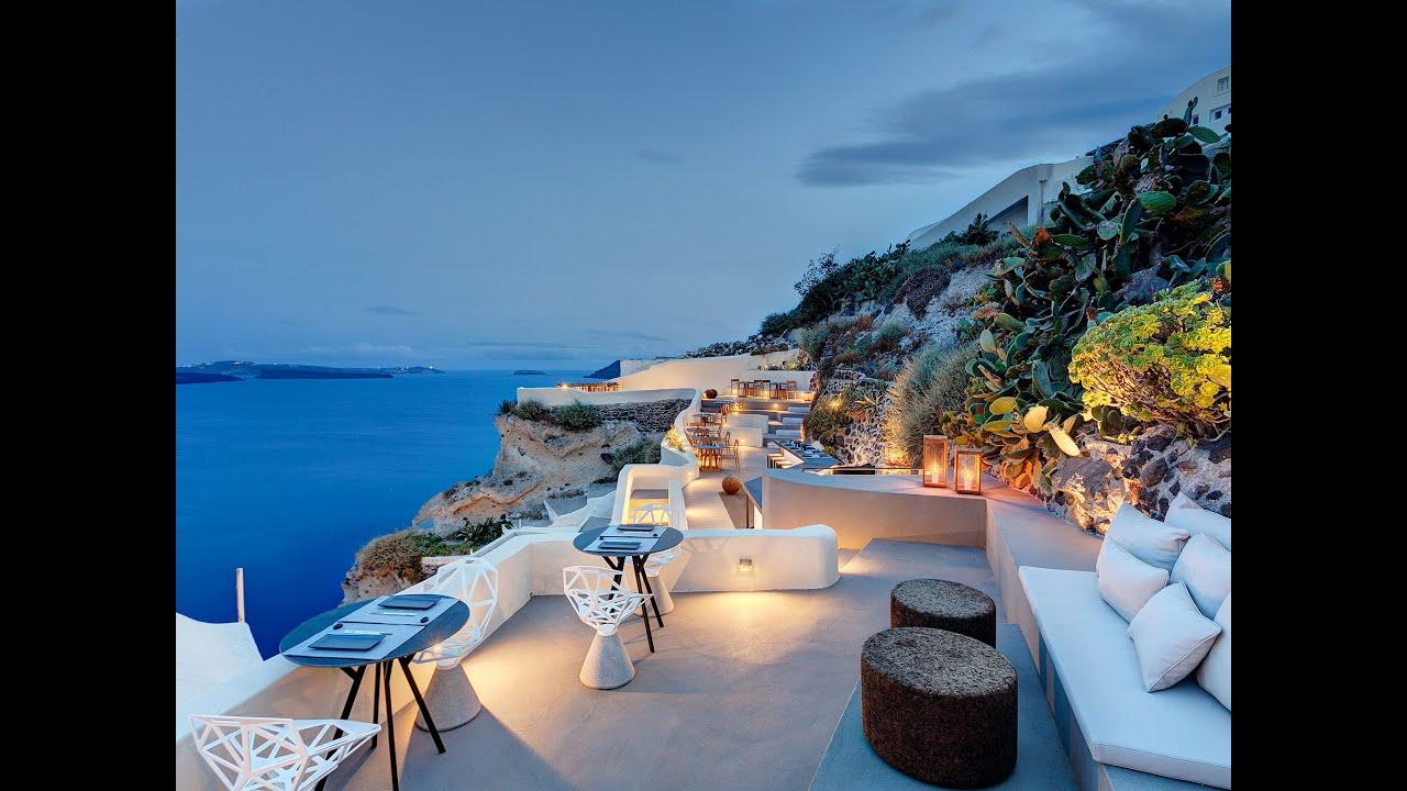Mystique Hotel Santorini Greece