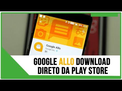 Google Allo Download Direto da Play Store