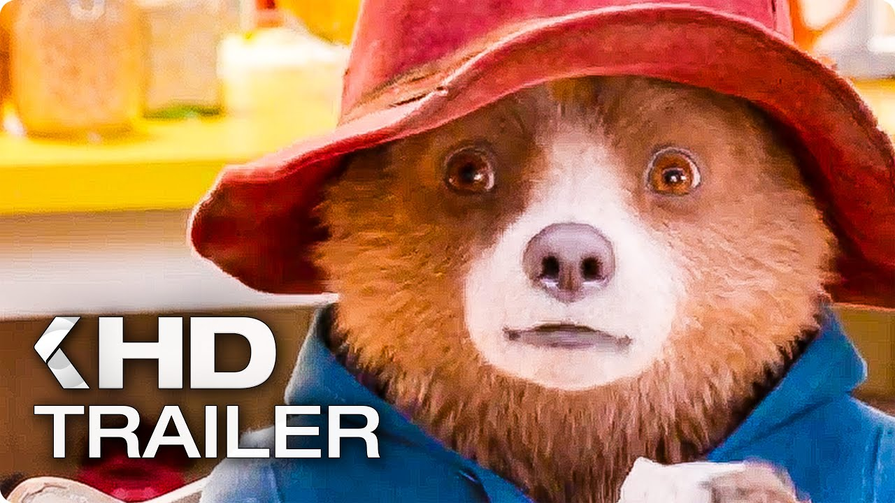 PADDINGTON 2 Trailer 3 (2017)