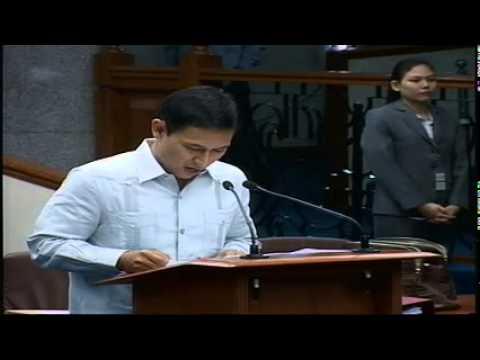 Senate Session No. 73 (May 20, 2014)