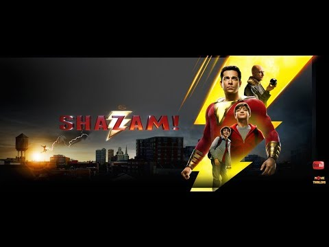 Шазам! / Shazam! — Русский тизер-трейлер с Comic-Con (2019)