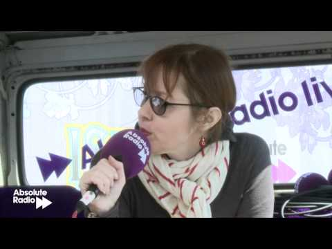 Suzanne Vega interview at Isle of Wight Festival 2012