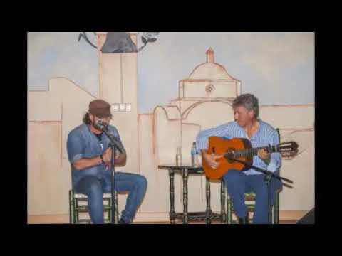 Manuel Cespedes y Manuel Monge Malagueñas