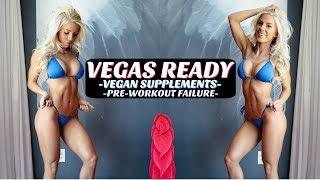 VEGAS READY | Vegan Supplements