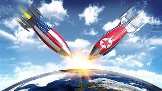 ЧТО будет если начнется ядерная война и на земле наступит ядерная зима