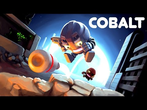 Cobalt - Ação com robôs e bullet time