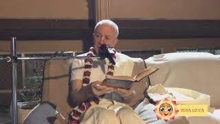 Чайтанья Чандра Чаран дас - Богатые люди не могут жить в мире