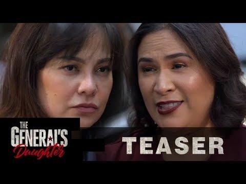 The General's Daughter April 24, 2019 Teaser