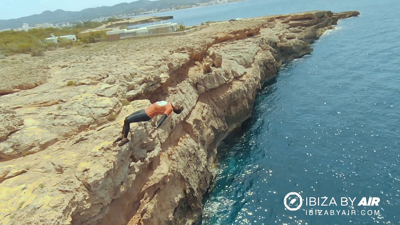 Cliff Diving FPV - Ibiza by Air картинки