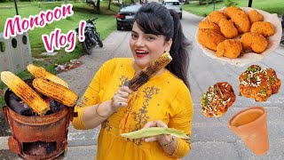 A Monsoon Day in my Life   Food Vlog