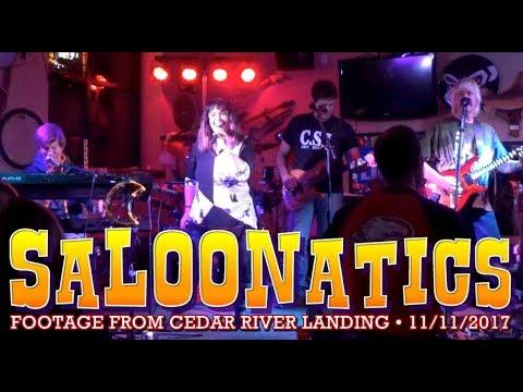 SaLOONatics @ Cedar River Landing - 11/11/2017