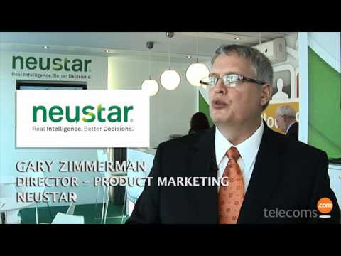 Neustar Interview with director of product marketing, Gary Zimmerman at MWC 2012