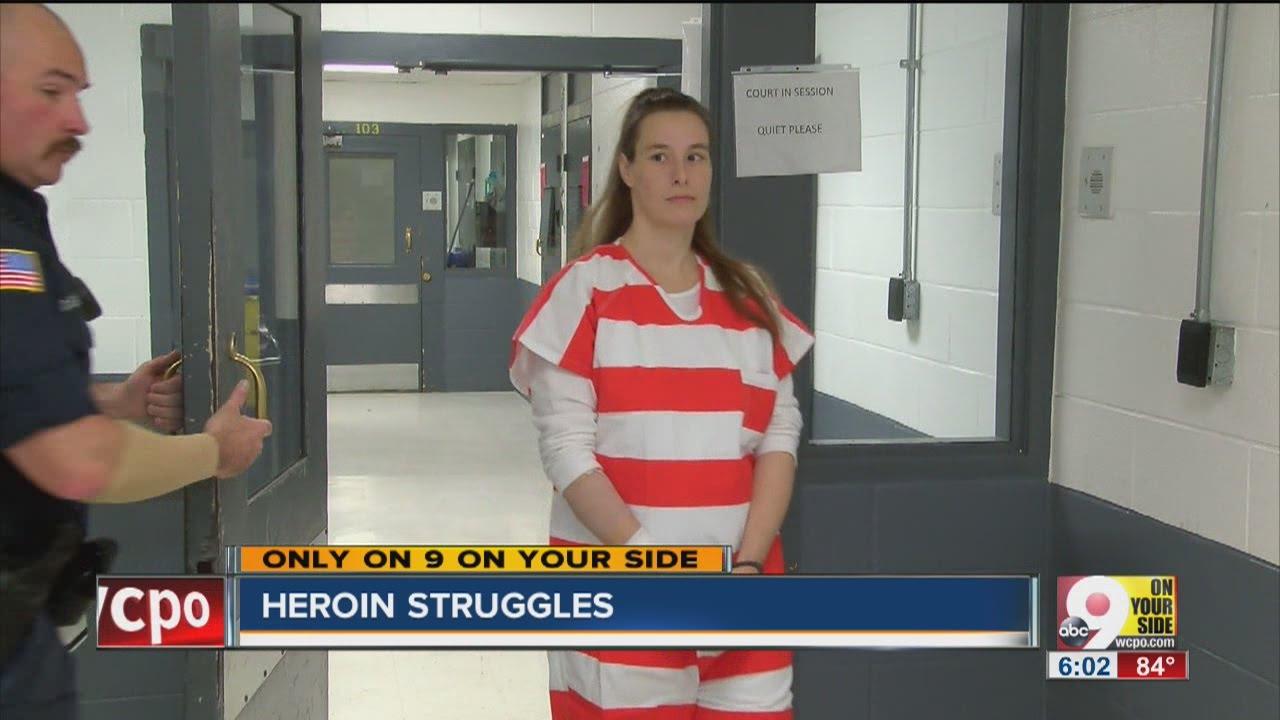 Women prisoners in Campbell County Prison