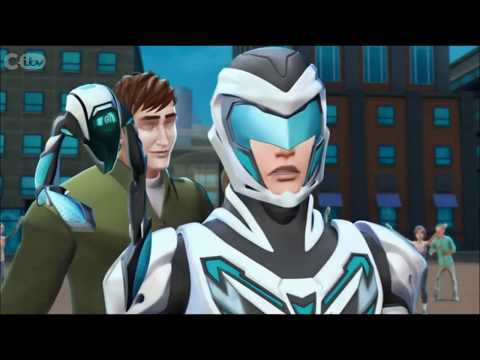 Max Steel Season 3: Dawn of Morphos Part Two (English)
