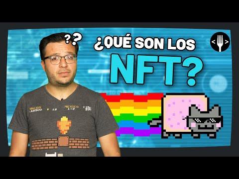 ¿Qué son los NFT y por qué todos hablan de ellos? | Código Espagueti al Servicio de la Comunidad