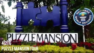 PUZZLE MANSION
