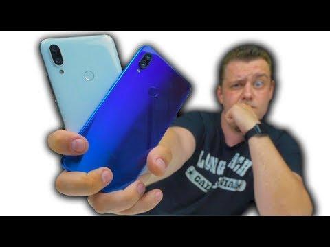 Новый Нагибатель за 200 баксов?? Redmi Note 7 VS Meizu Note 9