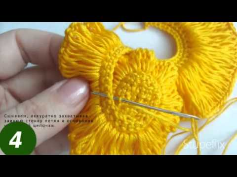 Crocheting Youtube Videos : Crochet Flowers - YouTube