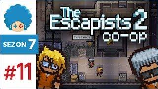The Escapists 2 PL #11 w/ Eleven   Sezon 7   Chrzanić tę butlę!