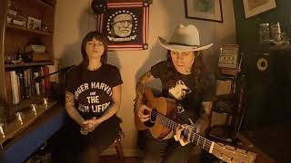 Roger Harvey & Anika Pyle sing Townes Van Zandt's 'If I Needed You'