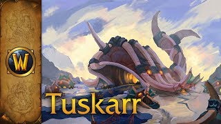 World of Warcraft - Music & Ambience - Tuskarr