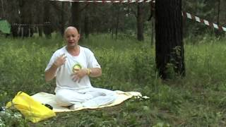 Александр Ананда. Джайна-йога прекша медитация (15.07.2013)