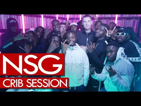 NSG freestyle - Westwood Crib Session