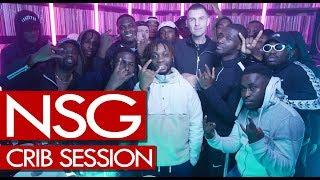 NSG freestyle - Westwood Crib Session