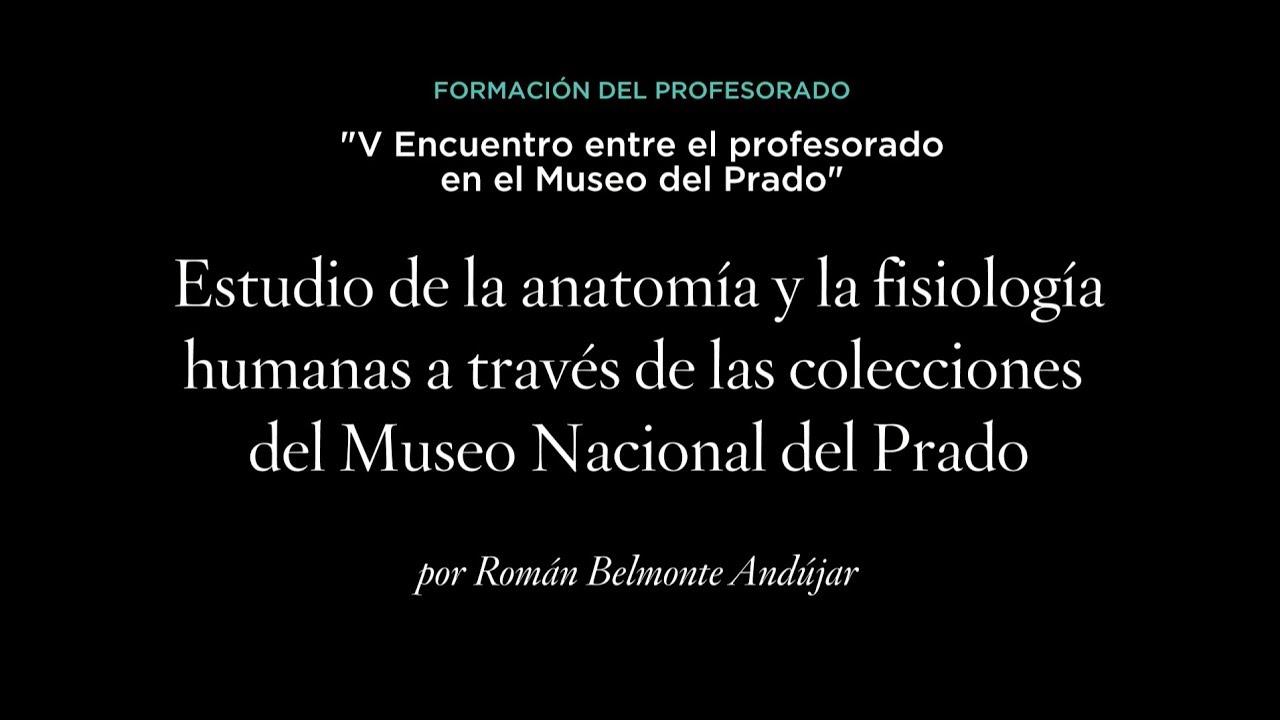 Estudio de la anatomía y la fisiología humanas - YouTube