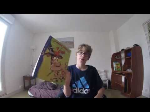 French Comic Book Haul, June 19th 2016