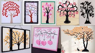 19 Home Tree Decoration Ideas !!!