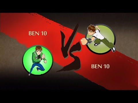 Shadow Fight 2 Ben 10 vs Ben 10