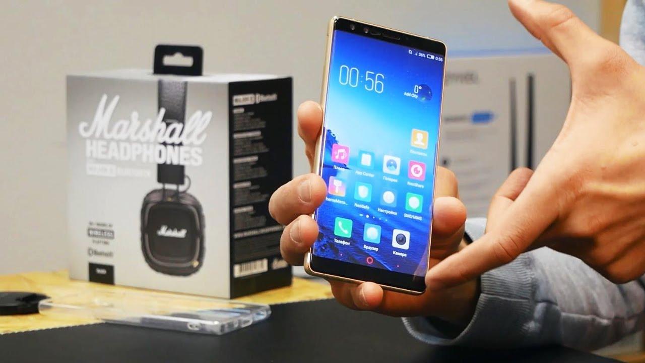 Быстрый обзор | топ-смартфон Nubia Z17S