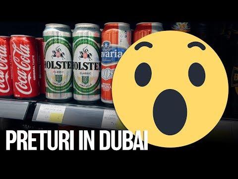 CAT DE SCUMPE SUNT ALIMENTELE IN DUBAI??! 😱